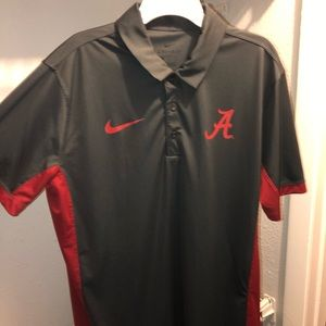 Nike Alabama Polo Shirt - Dri-Fit